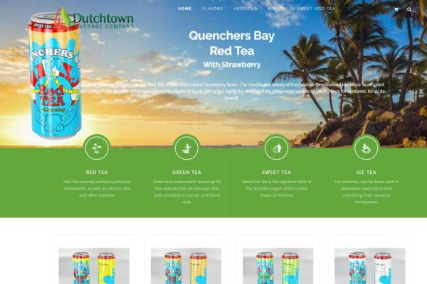 Quenchers Bay Tea